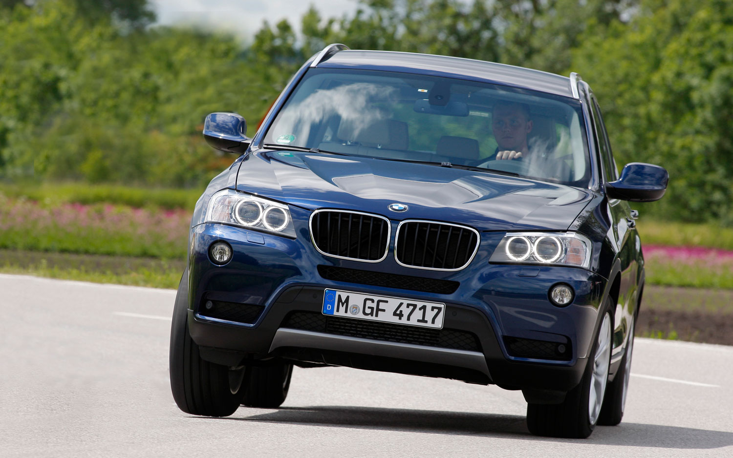 2013 bmw x3 xdrive28i now rated at 28 mpg highway. Black Bedroom Furniture Sets. Home Design Ideas