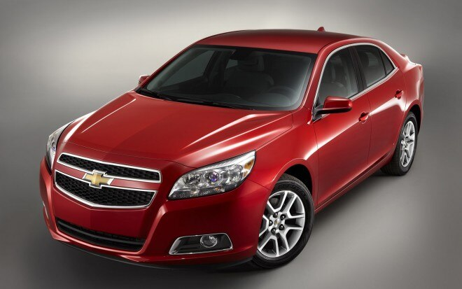 2013 Chevrolet Malibu Eco Front Three Quarter1 660x413