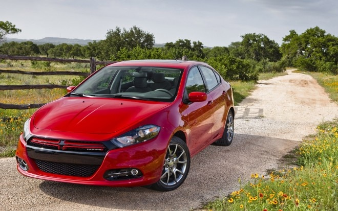 2013 Dodge Dart Front Three Quarter11 660x413