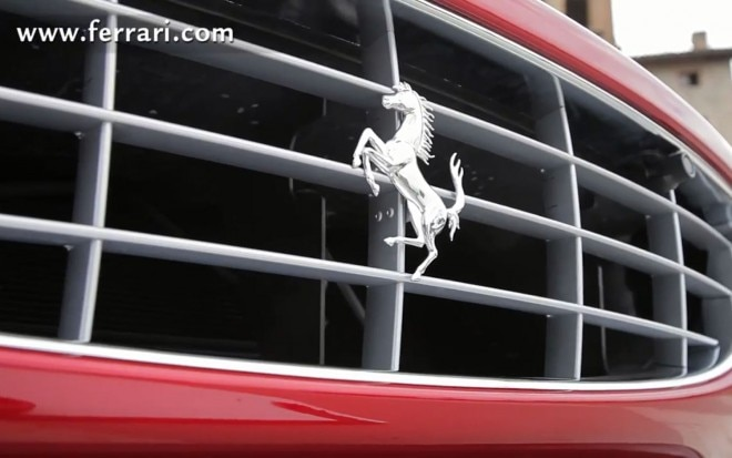 2013 Ferrari California Grille Emblem1 660x413