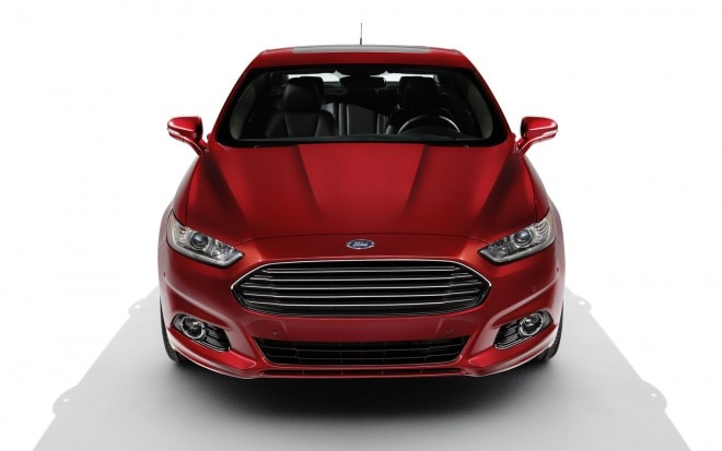 2013 Ford Fusion Front View1 660x413