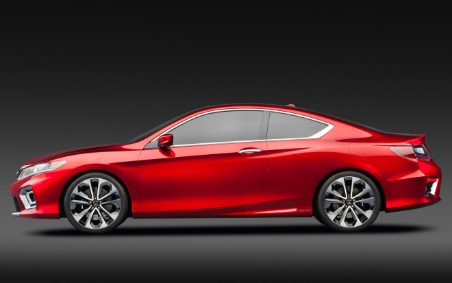 2013 Honda Accord Coupe Concept Profile1 660x413