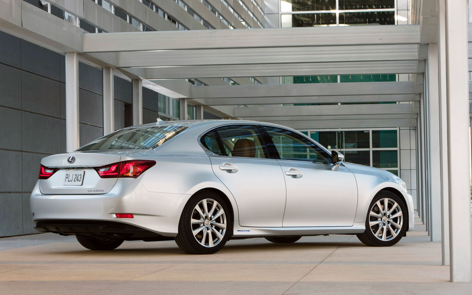 2013 lexus gs 450h price remains 59 825 rx 350 f sport is line priced. Black Bedroom Furniture Sets. Home Design Ideas