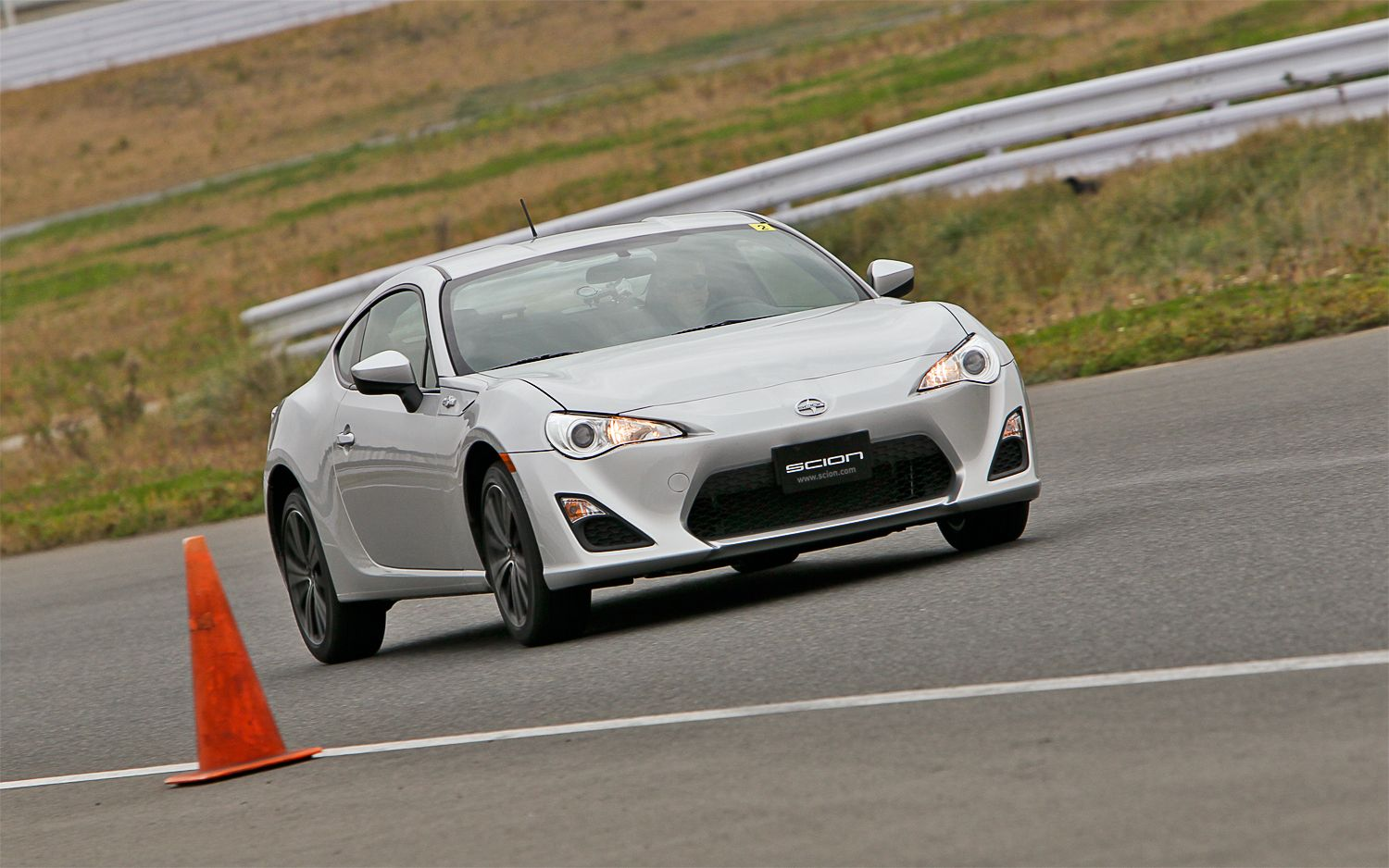 2013 Scion FR S Front End11
