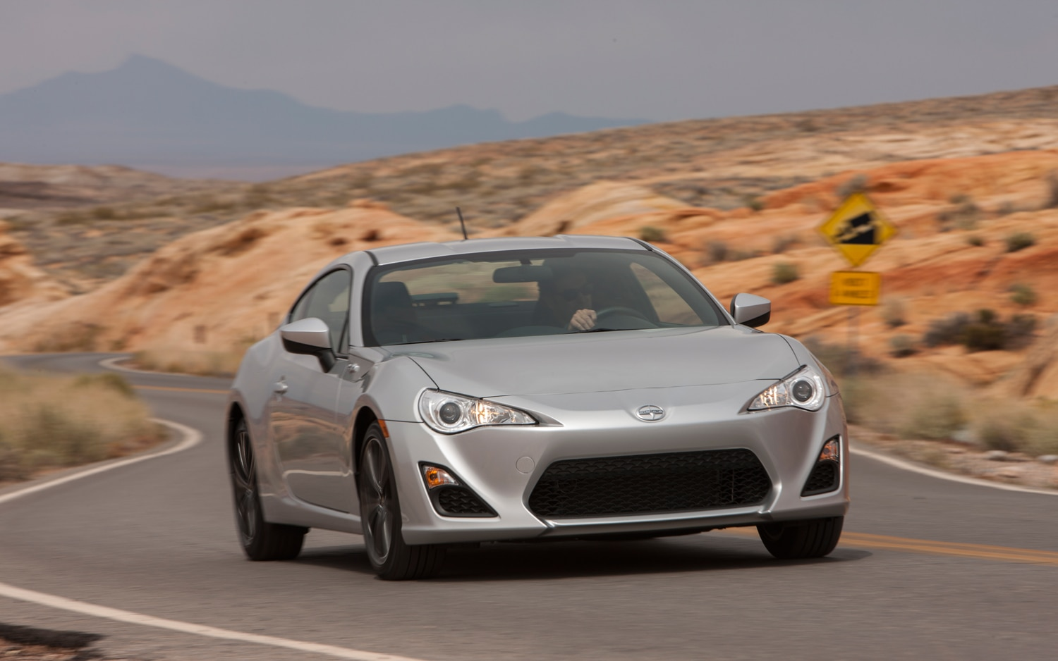 2013 Scion FR S Front Right View1