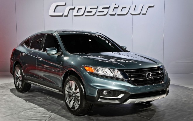 2013 Honda Crosstour Concept Front Right Side View1 660x413