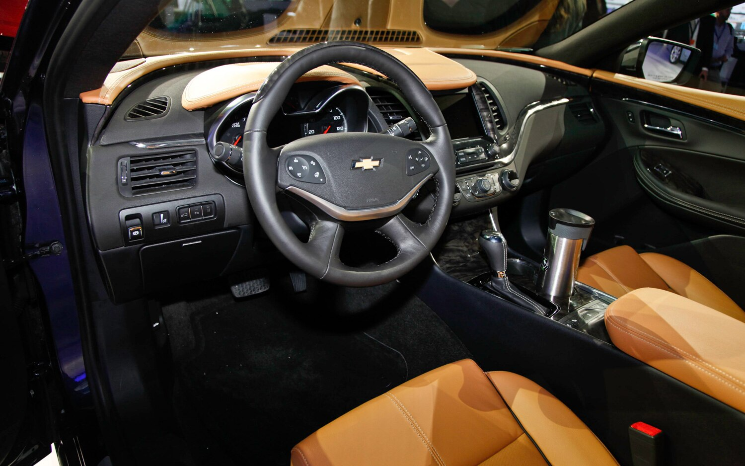 Impala 2014 Interior Images Galleries With A Bite