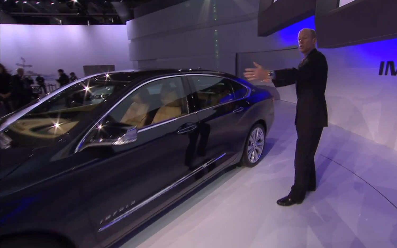 2014 Chevrolet Impala Left Video 31
