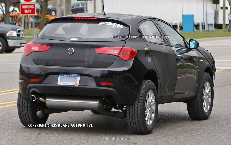 spied: turbocharged 2014 jeep liberty prototype