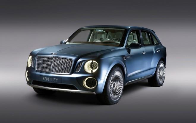 Bentley EXP 9 F Front Three Quarter1 660x413