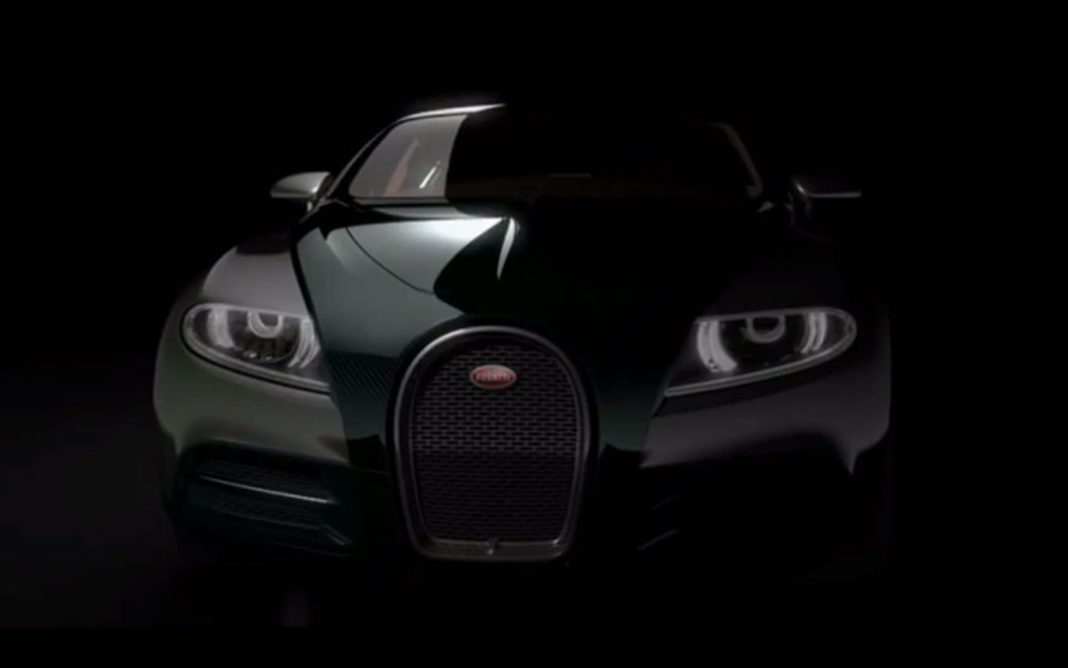 Bugatti 16C Galibier Video 11