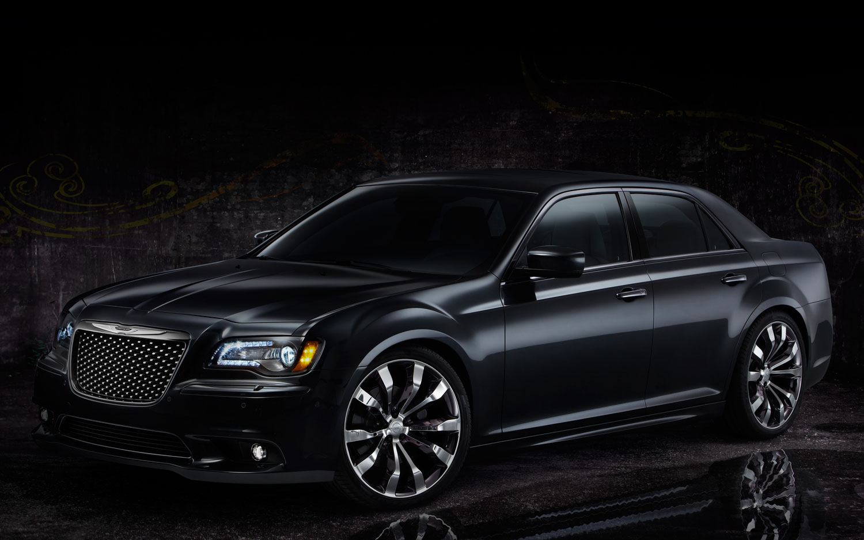 Chrysler 300 Ruyi Front Angle1