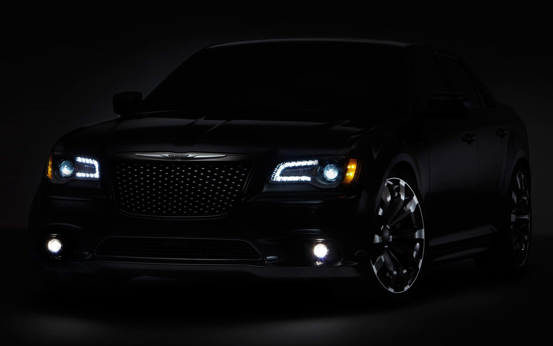 Chrysler 300 Design Concept Front1