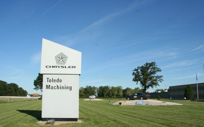 Chrysler Toledo Machining Plant 660x413