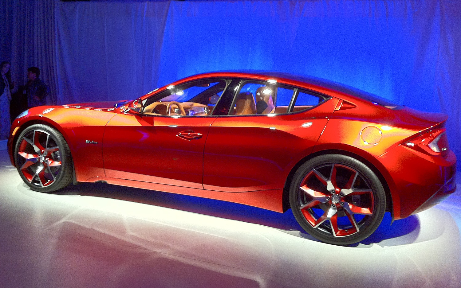 Fisker Atlantic Live Reveal Side1