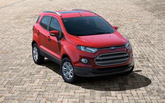 Ford EcoSport Right Front1 660x413