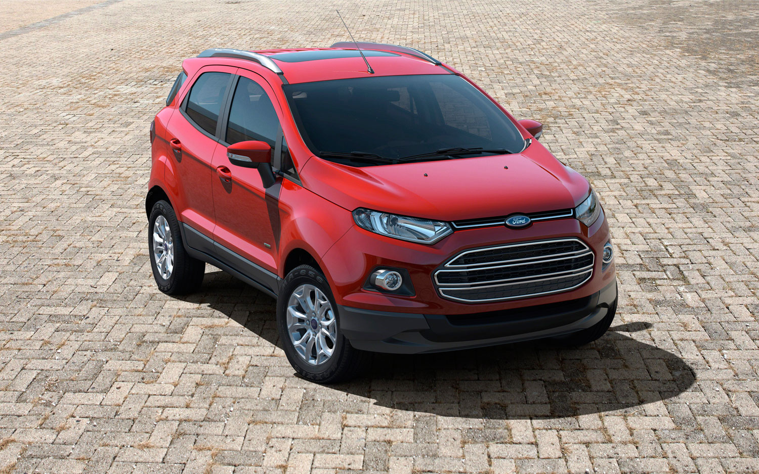 Ford EcoSport Right Front1