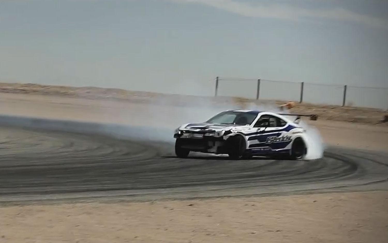 Formula Drift Scion FR S Drifting 21