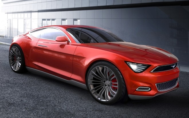 Future Ford Mustang Front Three Quarters 4B1 660x413