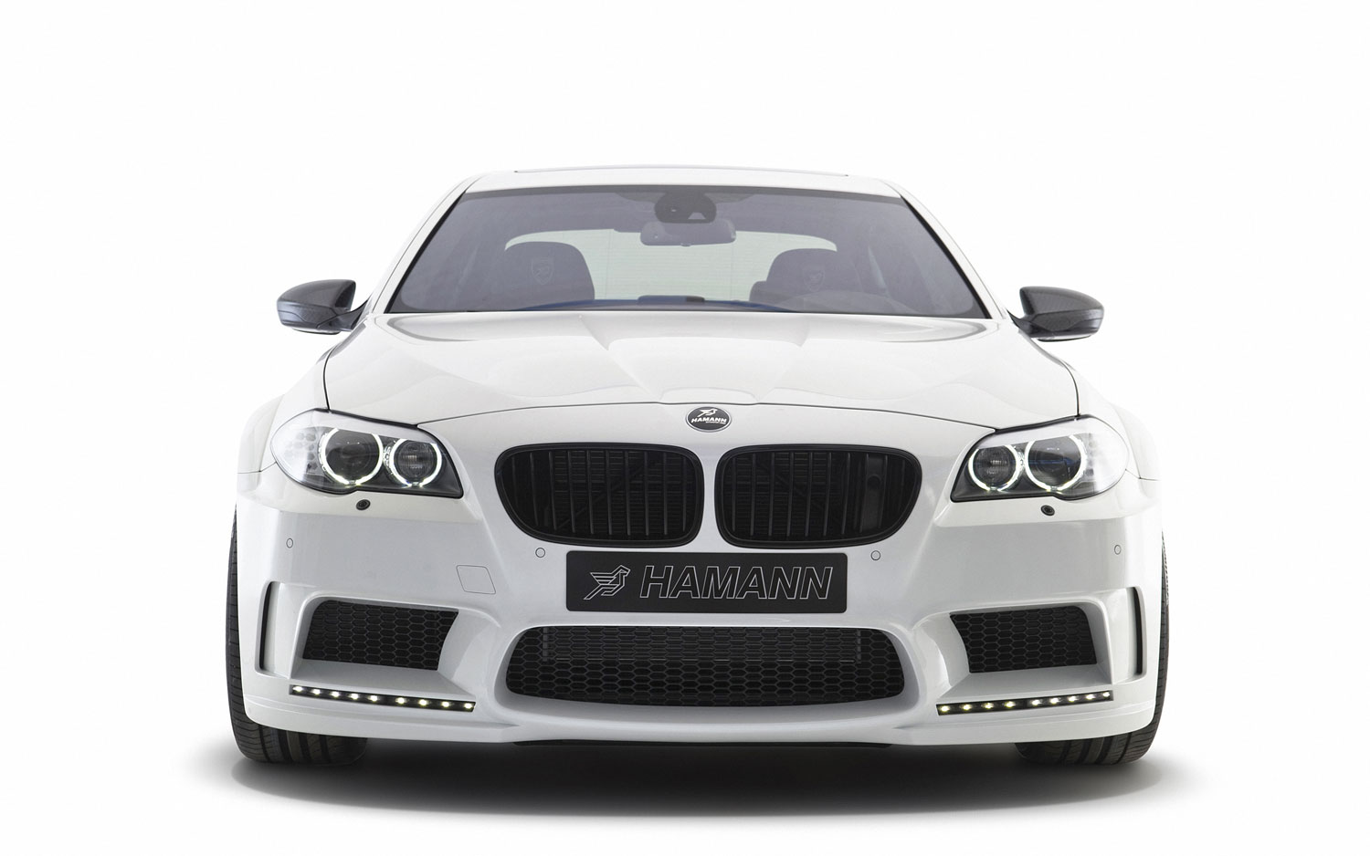 More Power and DTM-Style Body Kit for Hamann\'s BMW M5