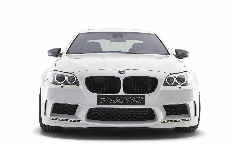 HAMANN BMW M5 Front1