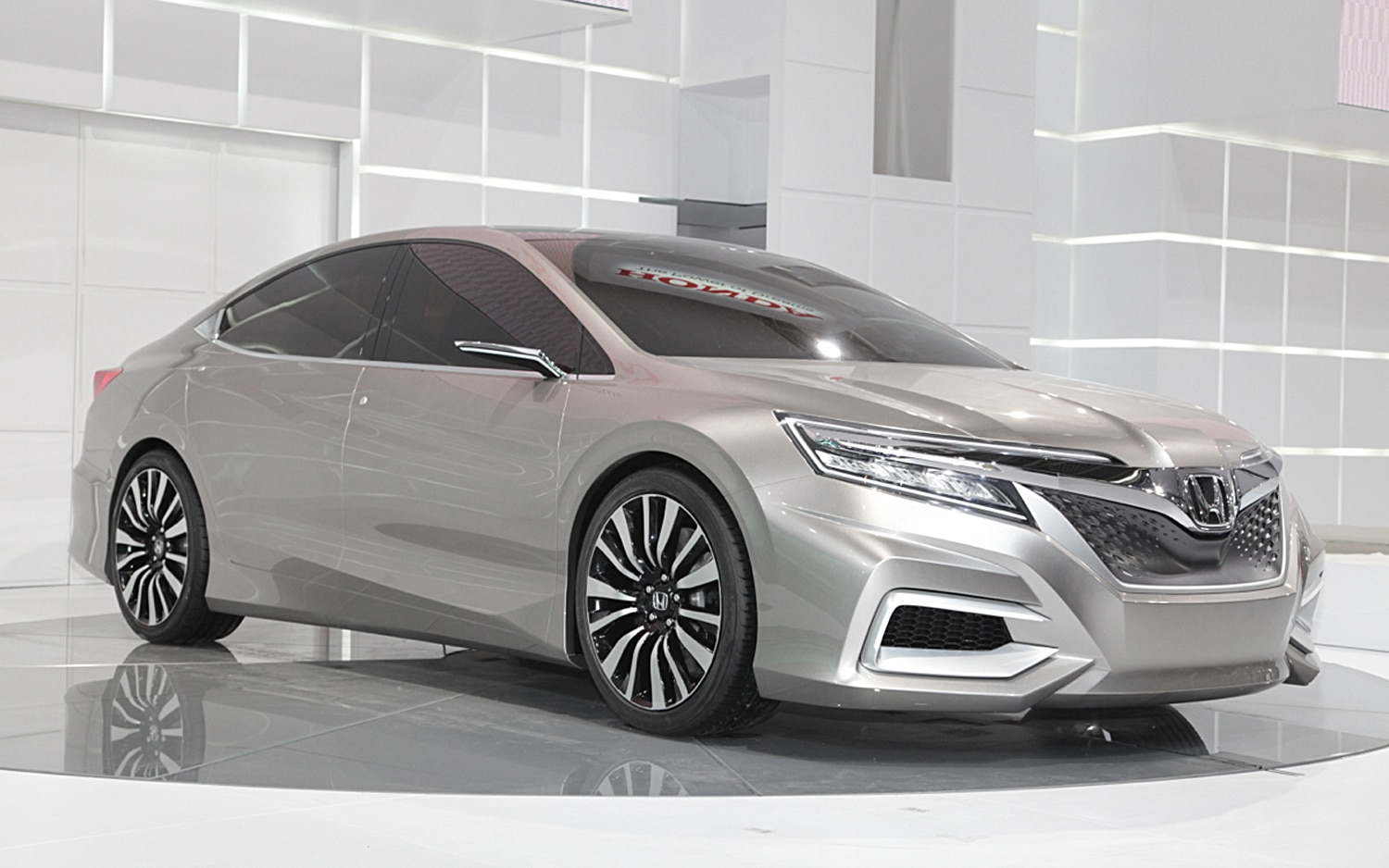 Does the Honda Concept C Give Sneak Peek of Future Accord?