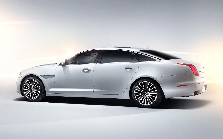 Jaguar XJ Ultimate Edition Profile1