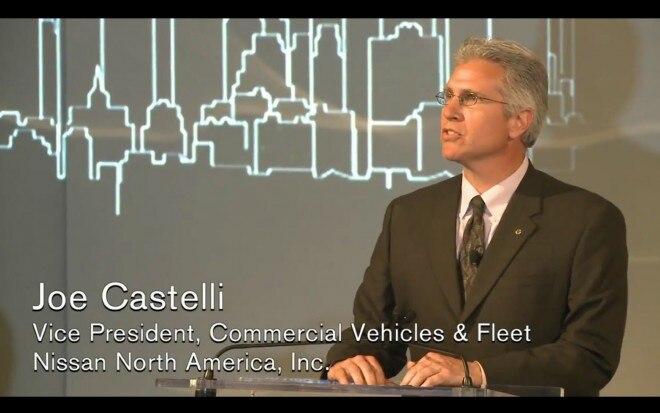 Joe Castelli Nissan VP Commercial Vehicles1 660x413
