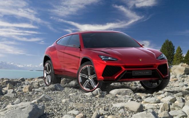 Lamborghini Urus Concept Front Three Quarter1 660x413