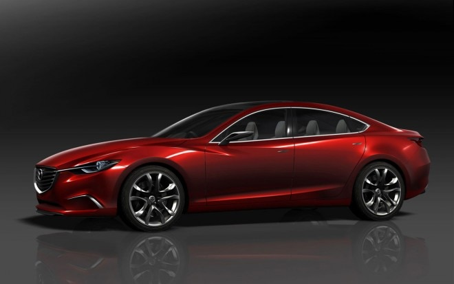 Mazda Takeri Concept Car Left Side 11 660x413