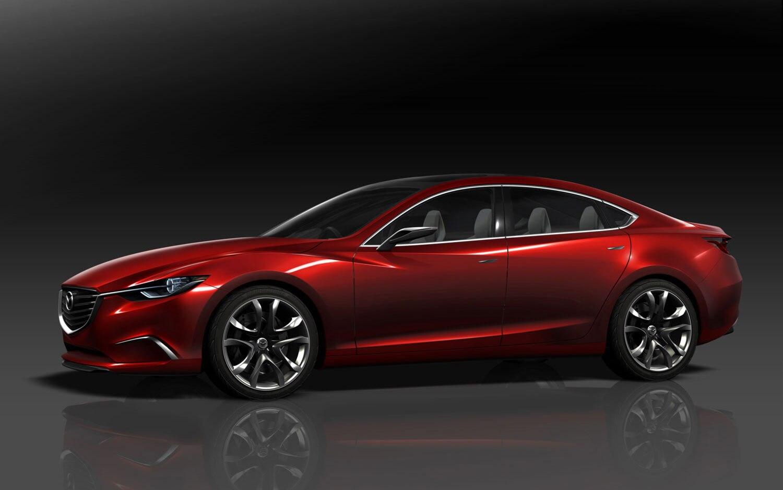 Mazda Takeri Concept Car Left Side 11