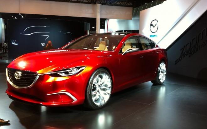 Mazda Takeri Concept Front Three Quarter Live1 660x413