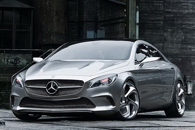 Mercedes Benz Concept Style Coupe Front Three Quarter1 660x440