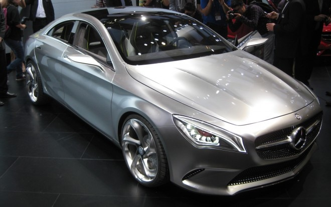 Mercedes Benz Concept Style Coupe Front Three Quarter12 660x413