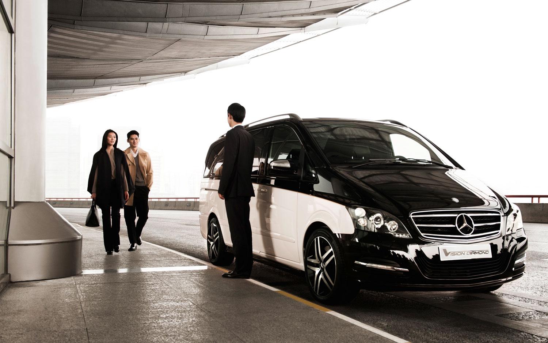 Mercedes Benz Viano Vision Diamond Front 21