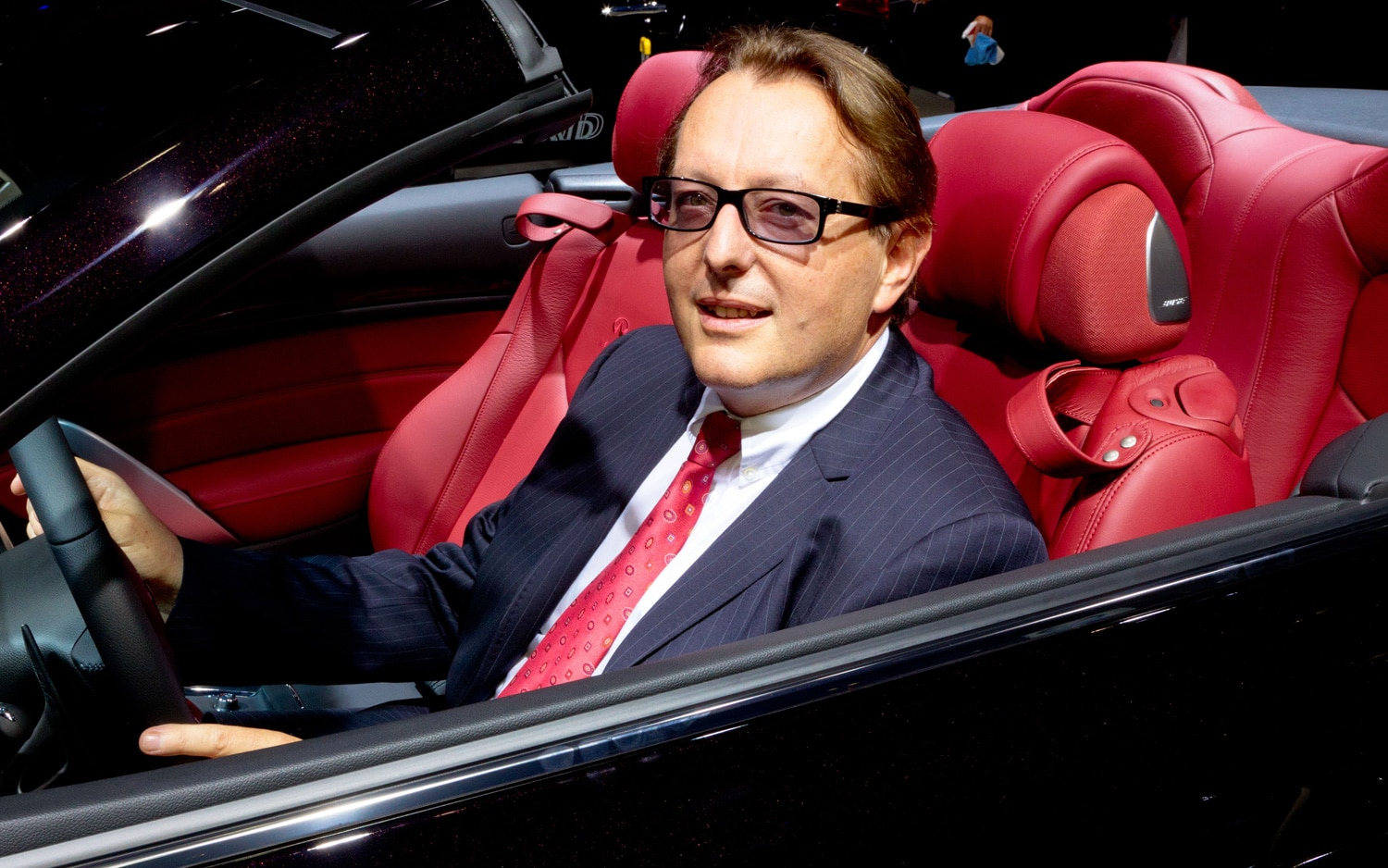 Nissan Vice President Of Product Planning Pierre Loing 11