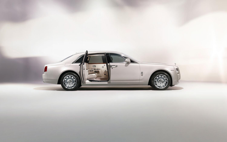 Rolls Royce Ghost Six Senses Concept Profile1