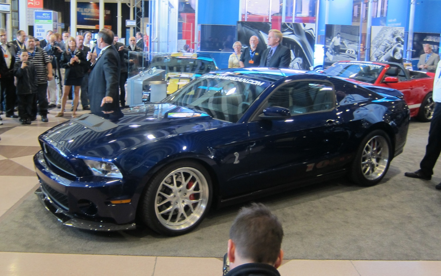 Shelby 1000 Front Three Quarter1