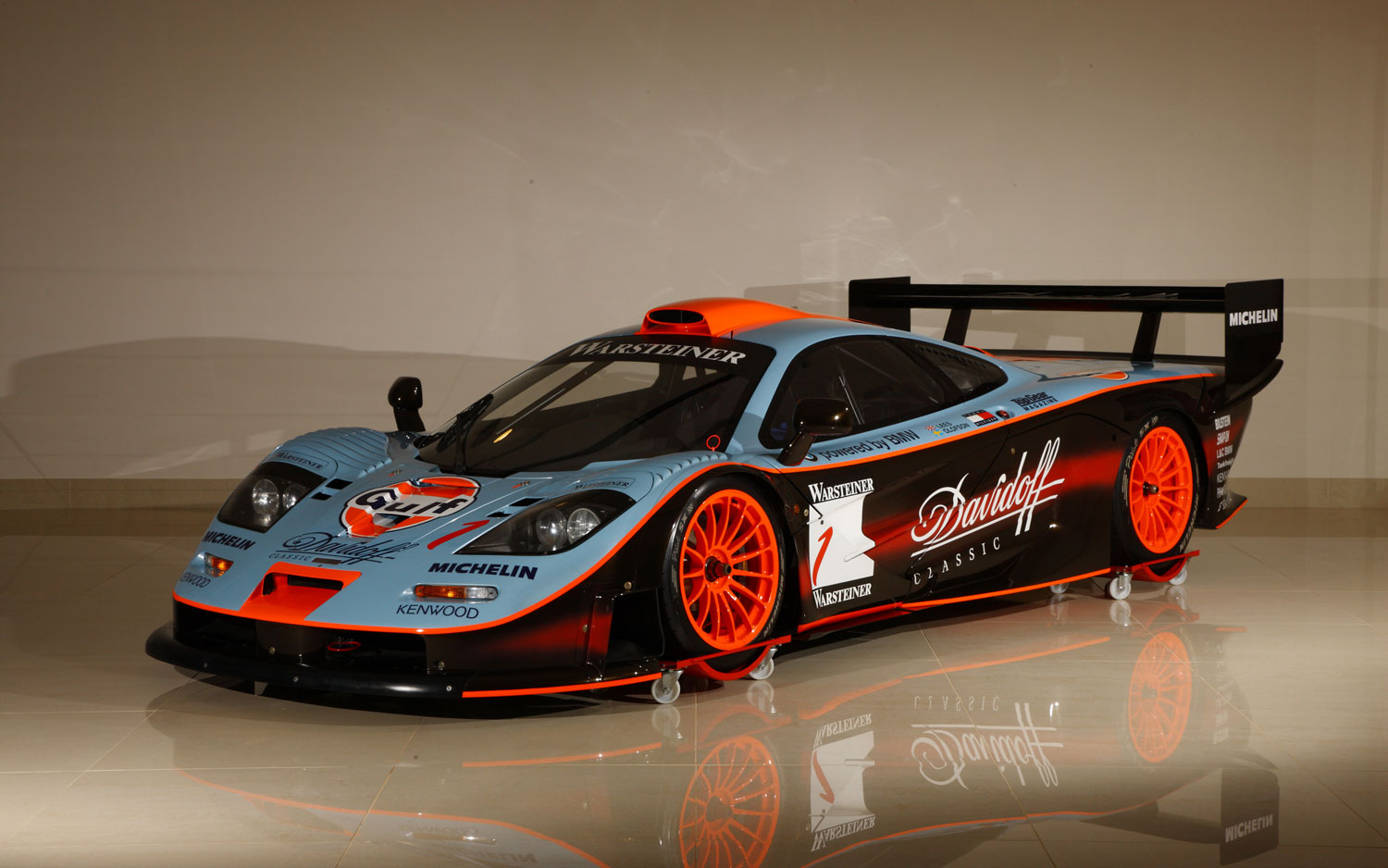 Last Mclaren F1 Gtr Built To Be Auctioned At Quail Lodge