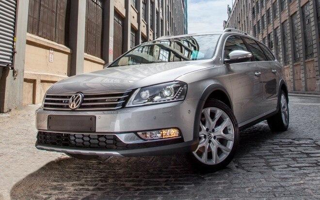 Volkswagen Alltrack Concept Front Left View1 660x413