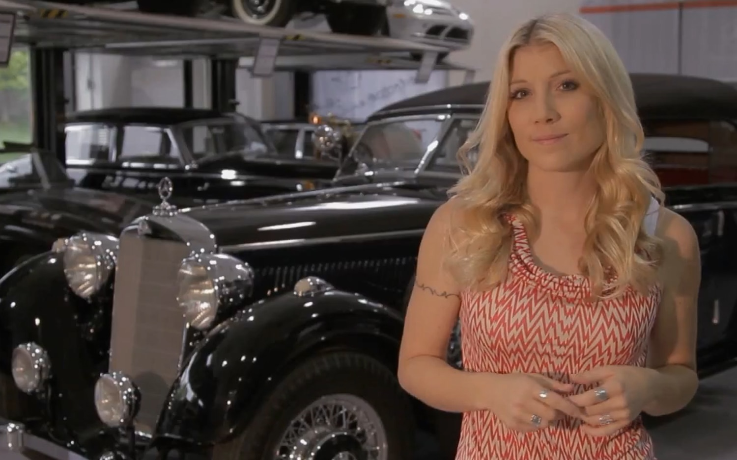 feature flick wot checks out 1937 mercedes benz type 320. Black Bedroom Furniture Sets. Home Design Ideas