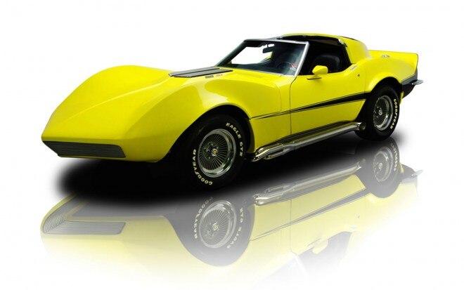 1973 Chevrolet Corvette Moray GT Front Three Quarter1 660x413