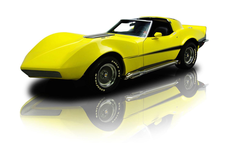 1973 Chevrolet Corvette Moray GT Front Three Quarter1