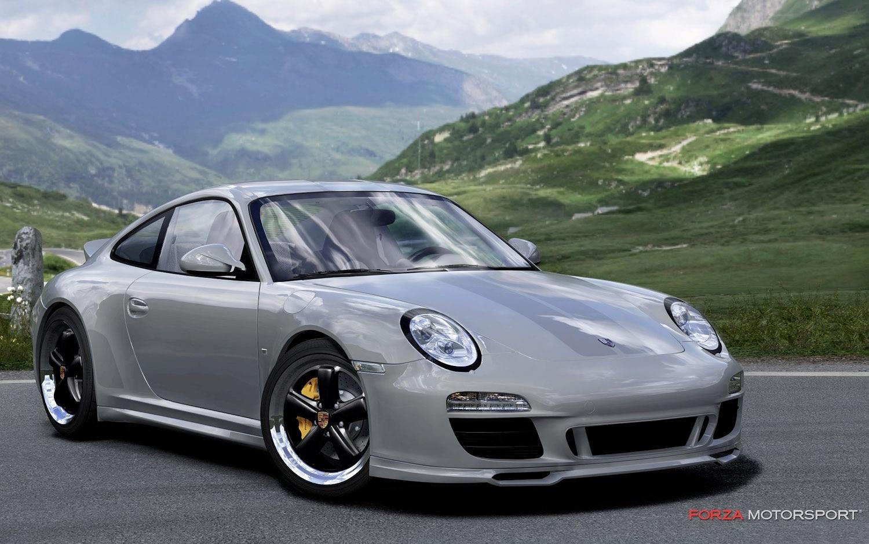 2010 Porsche 911 Sport Classic Front Three Quarter1