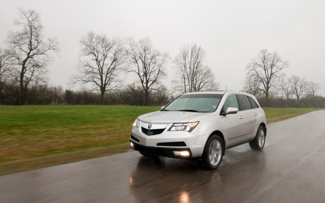 2012 Acura MDX Front Left View1 660x413