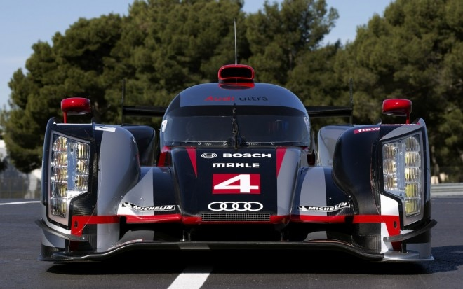 2012 Audi R18 Ultra Front View1 660x413