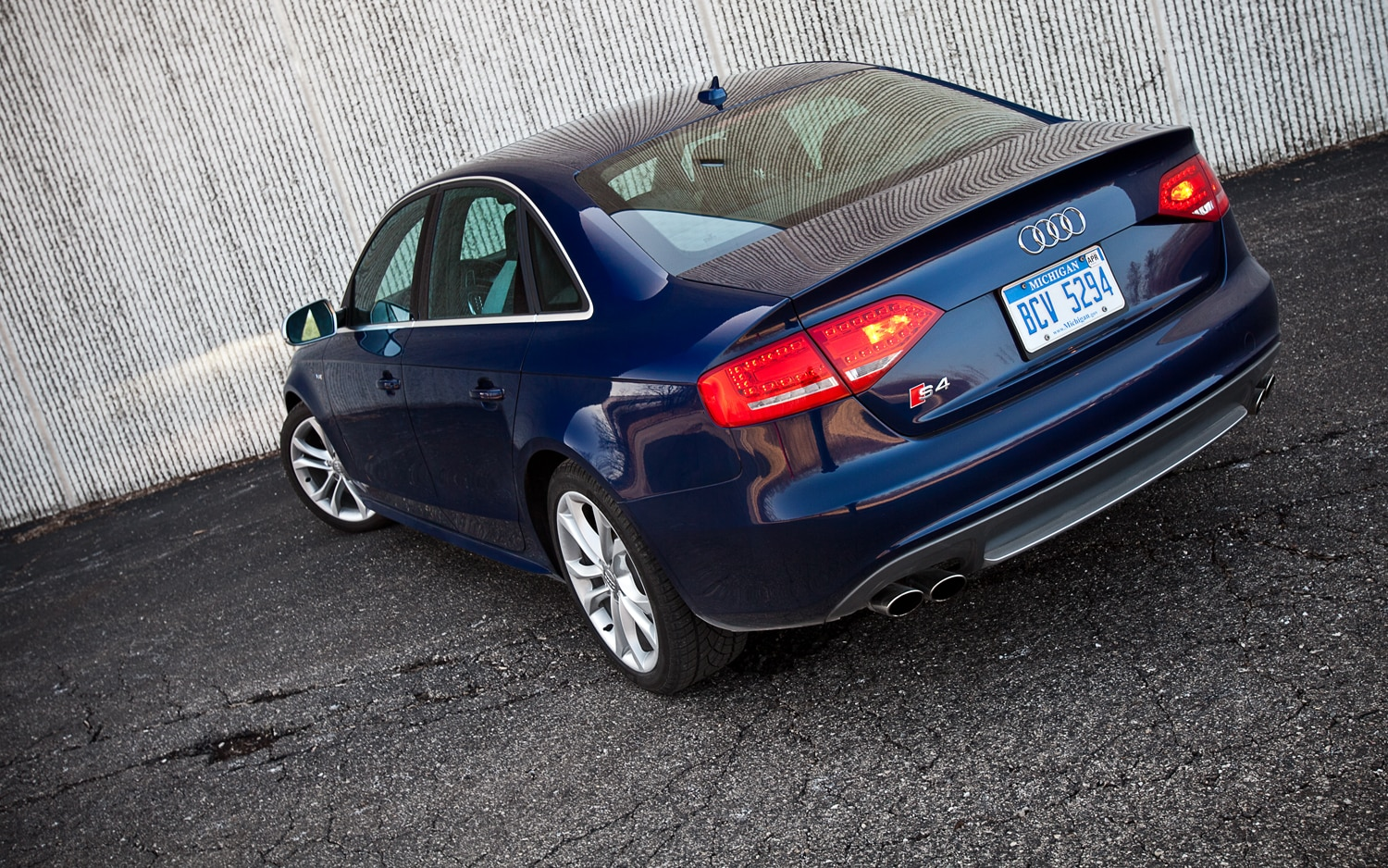 Disappointing audi s4