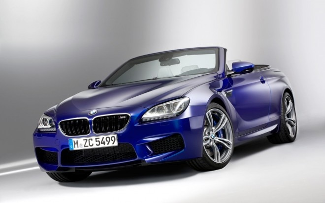 2012 BMW M6 Convertible Front End 21 660x413