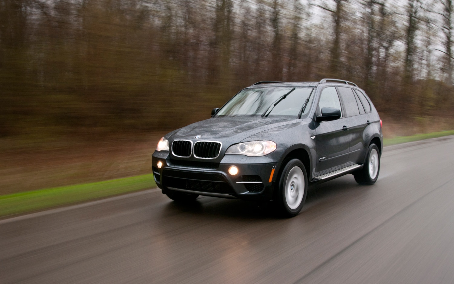 2012 BMW X5 XDrive35i Premium Front Left View1