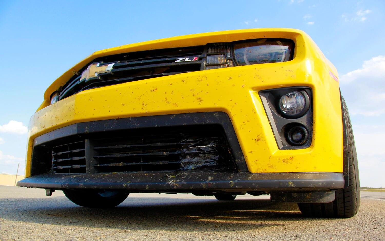 2012 Chevy Camaro ZL1 Lingenfelter 200 Mph Bug Splats1